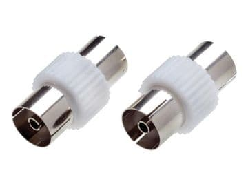 Coaxial Couplers Twin Pack